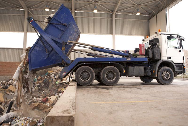 Entsorgung Container Service Mansholt